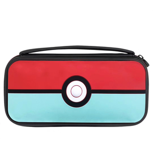 Image 4 - Animal Forest Storage Bag For Nintendo Switch Console Carrying Bag NS Switch Games Hard Shell Portable Storage Collection Bags