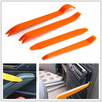 car auto Radio Door Trim Audio Removal Pry Tool Panel for Peugeot 206 307 406 407 207 208 308 508 2008 3008 4008 image