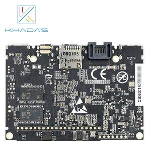 Image 2 - Khadas VIM2 الأساسية قوية لوحة كمبيوتر واحدة ثماني النواة مع MIMOx2 واي فاي AP6356S WOL Amlogic S912 لتقوم بها بنفسك صندوق