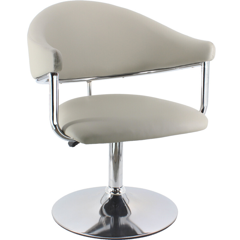 B Simple Barber Shop Chair Hair Salon Dedicated Barber Chair Beauty Salon Stool American Style Trend Net Red Lifting Chair