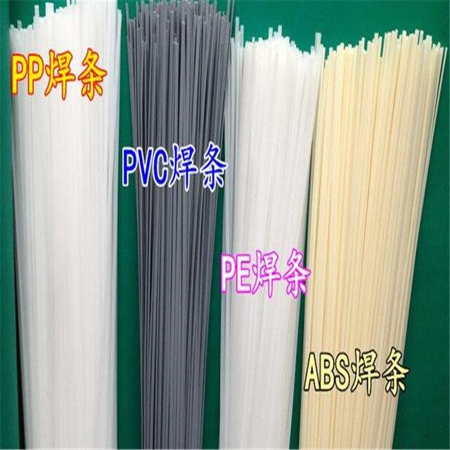 ABS Plastic Welding Rods,1 Meter for Plastic Welder gun//Hot Air Gun,White,5pcs