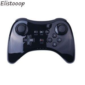 Image 4 - 2019 klasik çift Bluetooth Gamepad kablosuz uzaktan kumanda USB U Pro oyun oyun Gamepad için Nintendo Wii U