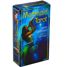 Mermaid Tarot Cards Oracles Divination Deck Board Games English For Family Gift Party Playing