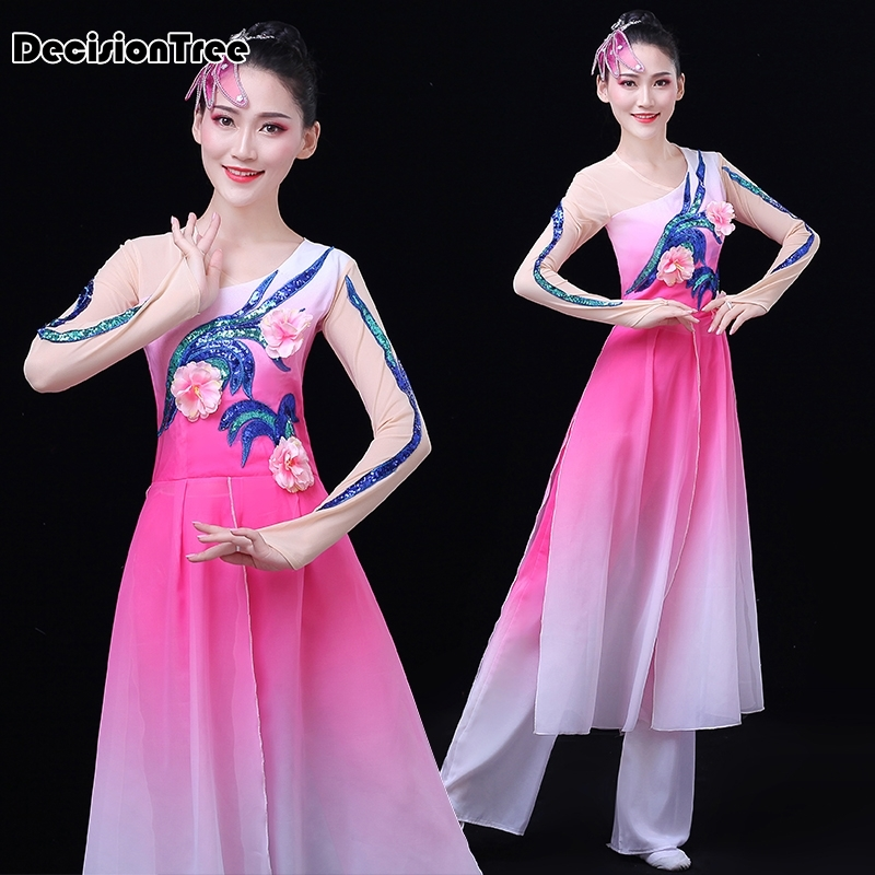 2020 Chinese Traditional Fairy Hanfu For Women Dress Dresses Dance Costume Hanfu Clothing Tang Dynasty Ancient Costume