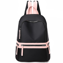 Girls Backpack Fashion 2019 New Can Put Ipad  Bagpack Korean Cool For Travel,shopping  High-end Oxford Waterproof Bag Youth
