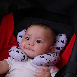 Image 3 - תינוק כרית יילוד עגלת תינוקות שינה כרית ילדים תינוק ראש תמיכה עבור תינוקות Dropshipping תינוק עגלת צוואר כרית