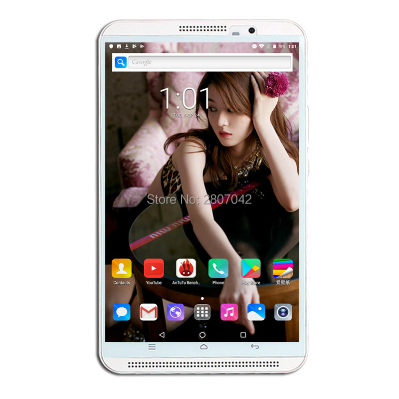 Phablet M8 Tablets 8 Inch Mobile Phone Call Tablet Pc Original 16G ROM Ndroid 7.0 3G  Dual SIM WiFi Bluetooth GPS WIFI CE