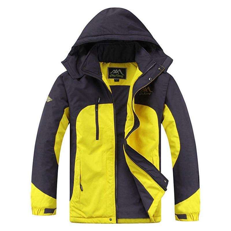 ZYNNEVA Outdoor Winter Heated Jacket Men Women Electric Heating Thick Thermal Cotton Windbreaker Big Size Waterproof Coat GK2120