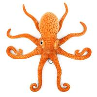 AINY 80CM Big Funny Cute Octopus Squid Stuffed Animal Soft Plush Toy Doll Pillow Decoration Gift