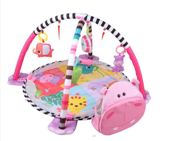 Activity Gym And Ball Pit Toys Developing Baby Play Mat 0-1 Year Children Child Carpet Playmat Gym Carpet Crawling KIDS Rug
