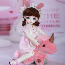 LCC Chloe BJD SD Doll 1/6 Body High Quality Resin Toys Free Eye Balls Fashion Oueneifs Shop
