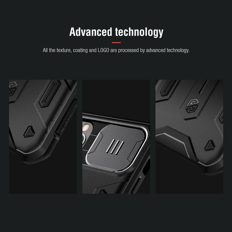 CamShield Armor Case Cover
