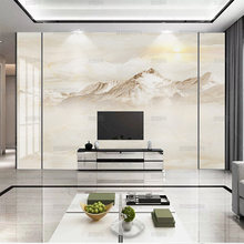 3d nova concepção artística chinesa tinta papel de parede, paisagem de pedra, mármore tinta grande placa fundo papel de parede ao ar livre
