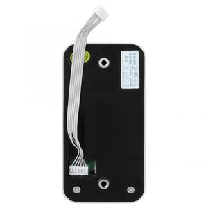 Image 5 - パスワードロックスマート電子パスワードロックサウナフィットネスキャビネット引き出しロックタッチスクリーンドアロック