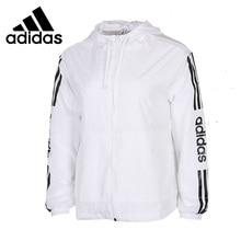 Original New Arrival Adidas NEO W ESNTL 3S WB Women's jacket Hooded Sportswear