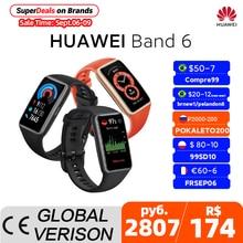 Huawei Band 6 Smartband Blut Sauerstoff 1.47