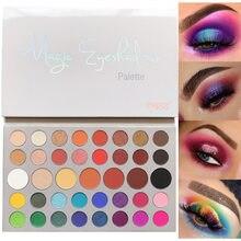 Nouveau 39 couleurs Maquillage paillettes Fard à paupières couleur conseil Pallete Paletas De Sombras BaratasEye Fard à paupières Maquillage cosmétique