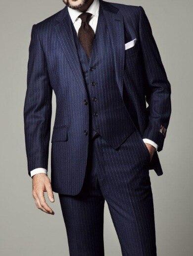 Mens Suits Work Wedding suit Party office work wear jacket pants blazer vest 3 pcs