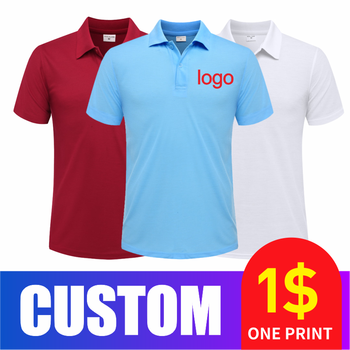 COCT 2020 casual fashion cheap short sleeve polo shirt individual collective custom embroidery