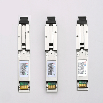 E/GXPON SFP ONU Stick With MAC SC Connector DDM 1.25/2.5G XPON/EPON/GPON( 1.244Gbps/2.55G)802.3ah 1490/1330nm pon module image