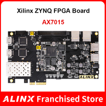 ALINX AX7015: XILINX Zynq-7000 SoC XC7Z015 ZYNQ ARM 7015 SoMs FPGA Development Board PCIE HDMI zedboard