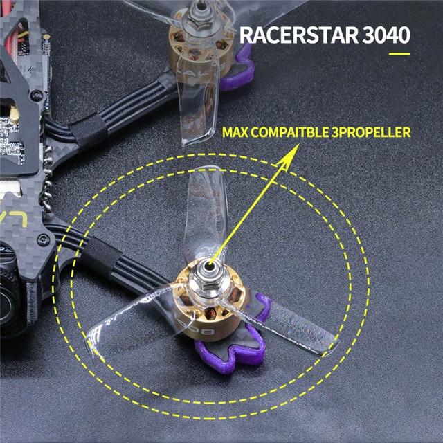 Eachine LAL3 145mm 3 Cal 3-4S FPV Racing Drone PNP Caddx Turtle V2 F4 1408 3750KV silnik 25A ESC 300mW VTX z kamera HD