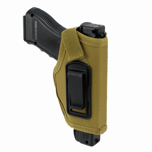 Image 4 - Tactical IWB Pistol Holster Concealed Carry Pouch for Subcompact Compact Handgun