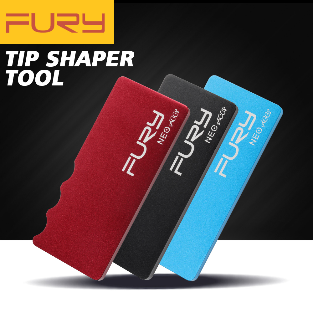FURY Billiard Multifunction Tip Repairer 3 Colors Options Tip Shaper&Pricker Tool Conveninent Professional Billiard Accessiories