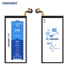 Nohon батарея для телефона samsung galaxy s8 s7 s6 edge plus