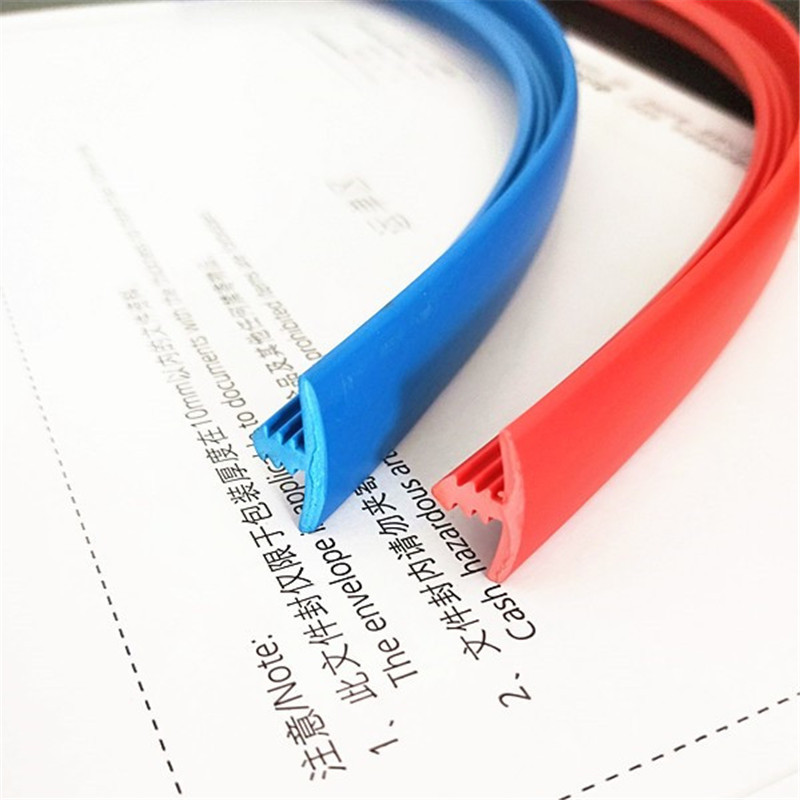 T Strip Edge Banding Wood Panel Edge Encloser Shield 18mm Gray Red Green White Black Pink Yellow Light Blue Brown