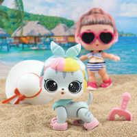 Eaki Lol dolls Cute Pet Vision CCC01-02 Blind Box Toy Doll with Original Box Children Birthday Gifts 3e01