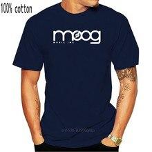 Moog Synthesizer müzik a. Ş. Logo erkek siyah tişört