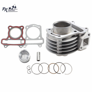 39mm 44mm 47mm Big Bore Cylinder Kit Piston Ring For 50cc - 80cc 72cc 60cc Chinese Scooter ATV Moped 139QMB 139QMA Engine(China)
