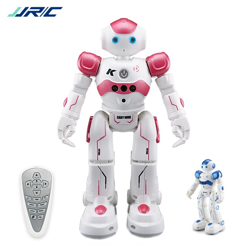 JJRC R2 RC Robot IR Gesture Control CADY WIDA Intelligent Cruise Oyuncak Dancing Robo Kids Toys for Children Smart Robot Toy