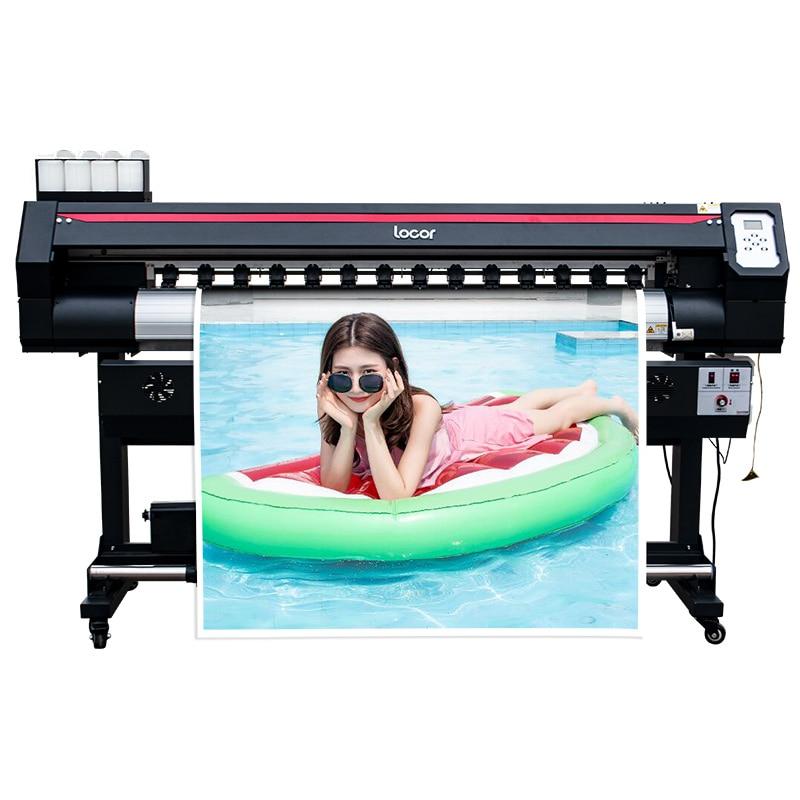 Imprimante de publicité extérieure de photoprint de grande taille imprimantes de toile de 1.8m à vendre imprimante solvant bon marché