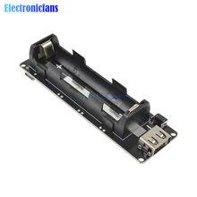ESP32 ESP32S 18650 ładowania baterii płytka Shield V3 Port Micro USB USB typu A 0.5A dla Arduino Raspberry Pi WeMos moduł ładowarki