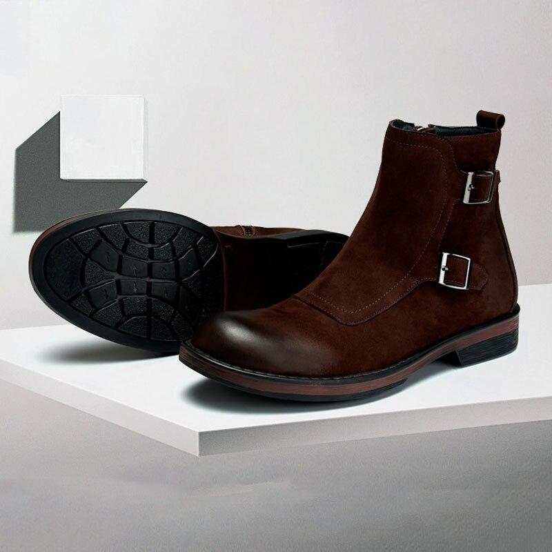 great deals 2017 sale retailer sleek Big Offer #0558 - High-top Chelsea Boots Mens Dress Boots High ...