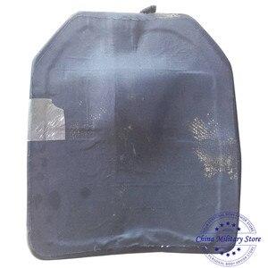 Image 4 - 1pc STA Shooter Cut NIJ III Level Bulletproof Plate Anti ballistic Ceramic Plate For JPC Tactical Vest