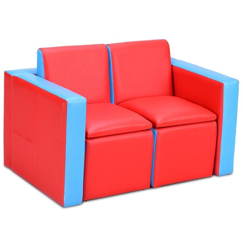 Multi Functional Kids Sofa Table Chair