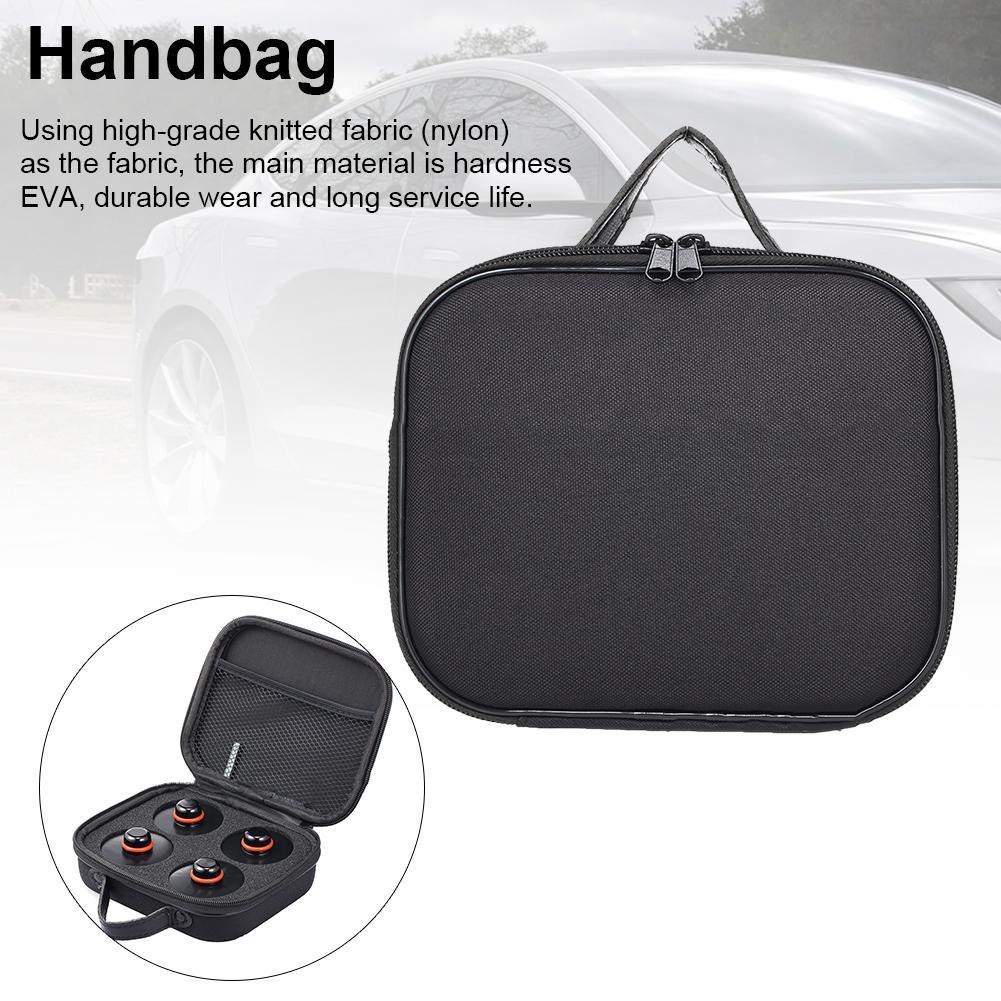 EVA Boutique Storage Bag For Tesla 3 Chassis Car Jack Protective Jacket Pad Handbag Car Accessories