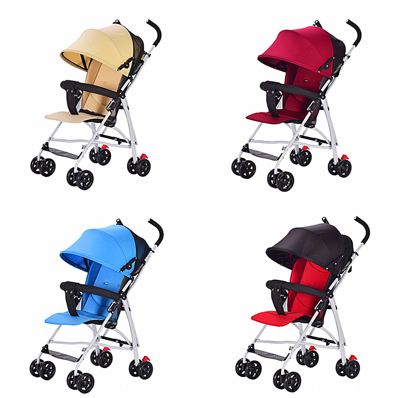 2020 New upgrade baby yoya Stroller Wagon Portable Folding baby Stroller Lightweight Pram Baby Carriage portable