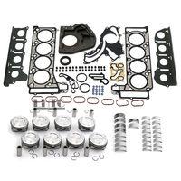 Engine Overhaul Pistons Gaskets Set For Mercedes-Benz S500 W212 W221 C218 M278 1