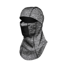 Зимняя велосипедная Балаклава для нанесения маски на лицо ветрозащитная Водонепроницаемая сохраняющая тепло Лыжная одежда Теплый головной убор для катания на лыжах бега пешего туризма