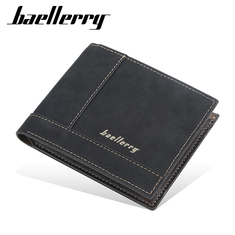 Designer Wallet Men Small Money Purses Wallets Vintage Luxury Thin Wallet Coin Bag Multi-functional Card Wallet High Quality
