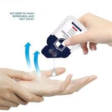 5 Packs 99.9% Anti Virus Hand Sanitizer Gel Anti Bacteria Hand Wash Antibacterial Disposable Disinfection Gel Hand Soap