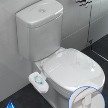 Water-Nozzle Bidet-Attachment Bathroom Non-Electric-Bidet Toilet-Flush Fresh Single
