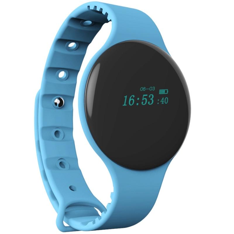 2018 Smart Wrist Watch H8 Smart Watch Waterproof Bluetooth Smart Bracelet Sports Fitness Tracker For IOS Android