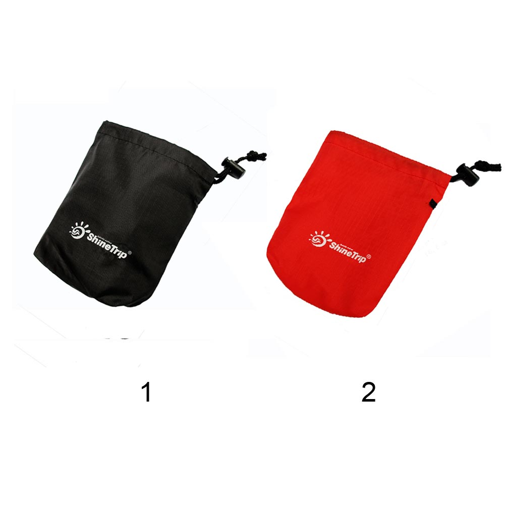 Cycling Hanging Waterproof Camping Fishing Practical Outdoor Equipment Sundries Portable Drawstring Storage Bag