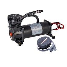 Бесплатная доставка Универсальный черный dc 12v 200 psi выход