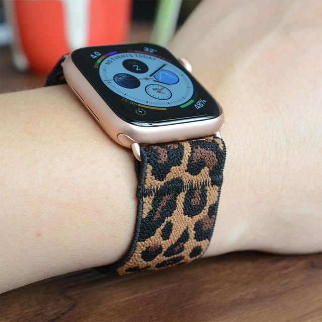 Double Layer Band for Apple Watch 5
